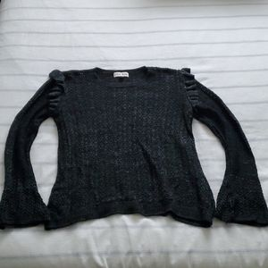 Knox Rose black sweater